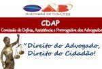 CDAP - Comissão de Defesa, Assitência e Prerrogativa dos Advogados
