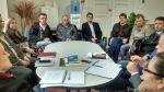Reunião a respeito da nova sede do INSS