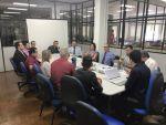 OAB de ijuí mantém contato com gerente da regional do INSS