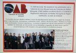 Conferência Regional da Valorização da Mulher Advogada