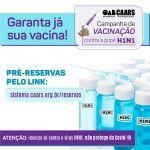 Campanha de Vacinação Conta a Gripe