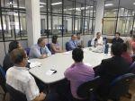 OAB de ijuí mantém contatro com gerente da regional do INSS