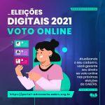 Eleições Digitais 2021 - OAB